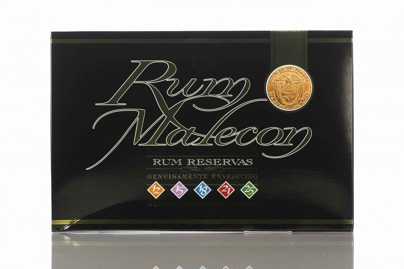 Rum Malecon Tasting set 40% 5x5Cl