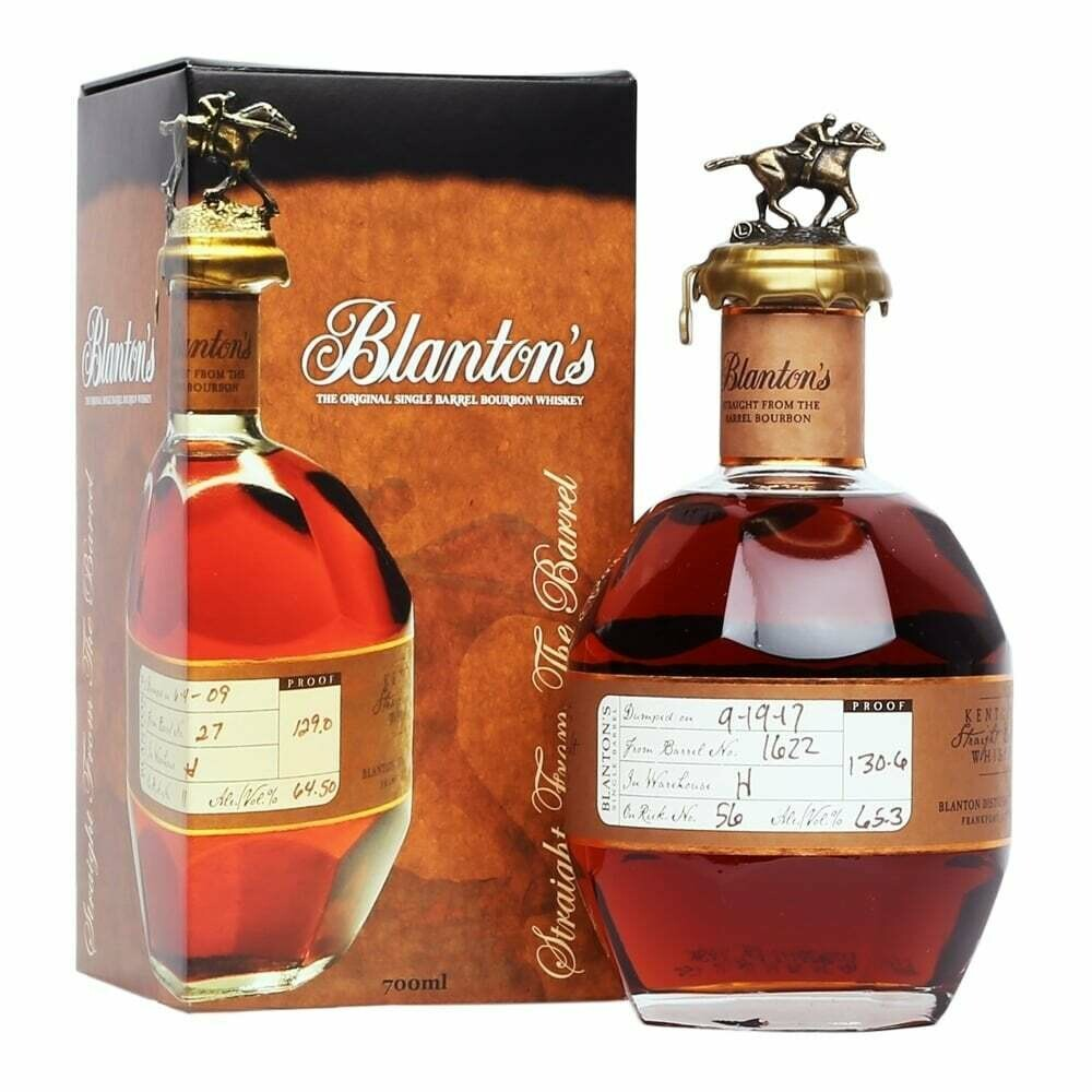 Blanton's Straight From The Barrel 61.2%