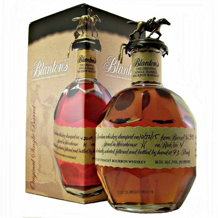 Blanton's Original Single Barrel  46.5% 70CL