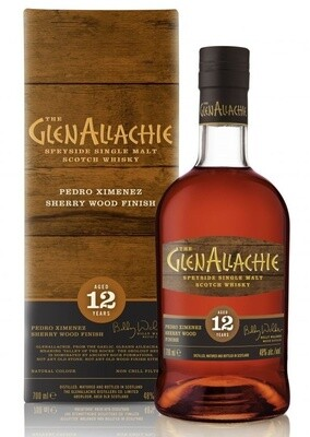 GlenAllachie 12 Years PX Wood Finish 48% 70CL