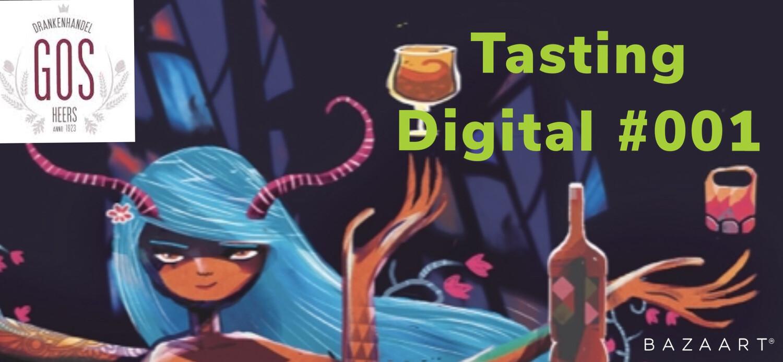 Tasting Digital #001