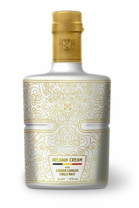 Gouden Carolus Cream 17% 70CL