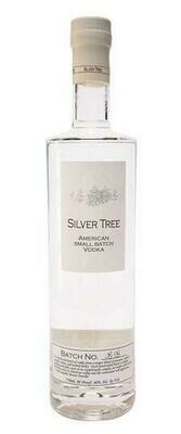 Silver Tree American Small Batch Vodka 40% 70CL