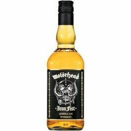 Mötorhead Iron Fist Whisky 40% 70CL