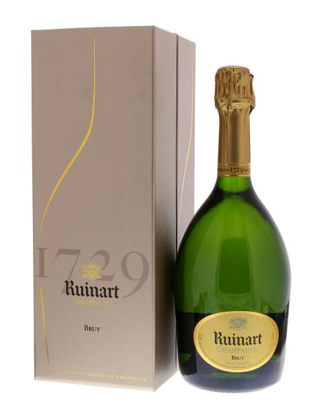"""Champagne """"R"""" de Ruinart 12% 0.75CL"""