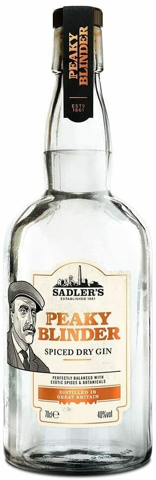 Peaky Blinders Gin 40% 70CL