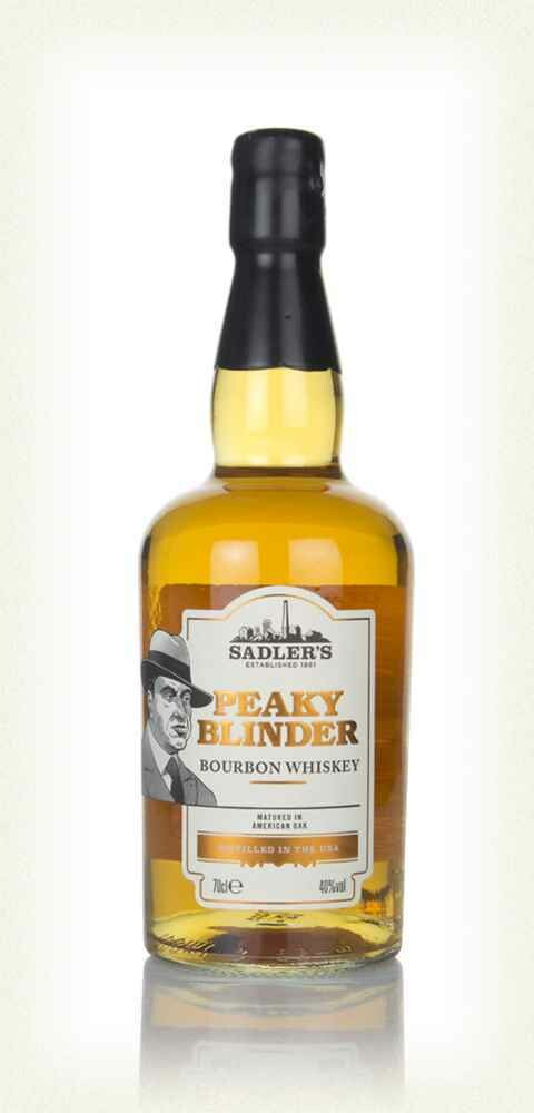 Peaky Blinder Bourbon Whiskey 40% 70CL