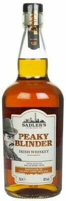 Peaky Blinder Blended Irish Whiskey 40% 70CL