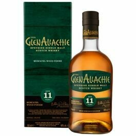 GlenAllachie 11 Years Moscatel Wood Finish 48% 70CL