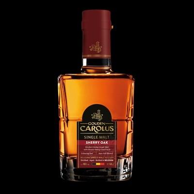 Gouden Carolus Single Malt Sherry Oak 46% 50CL