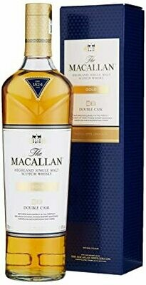 Macallan Double Cask 12 Years Old 40% 70CL