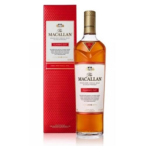 Macallan Classic Cut 2019 52,8% 70CL