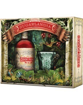 Don Papa 40% 70 Cl Gift Pack