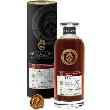 Linkwood McCallum 2006 Cotes de Nuits Cask Finish 13 Years 46,5% 70CL