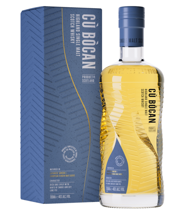 Tomatin Cu Bocan Creation °2 46% 70CL