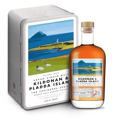 Explorers Series Vol.3 - Kildonan & Pladda Island 50,4% 70CL