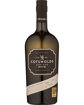 Cotsworlds Dry Gin