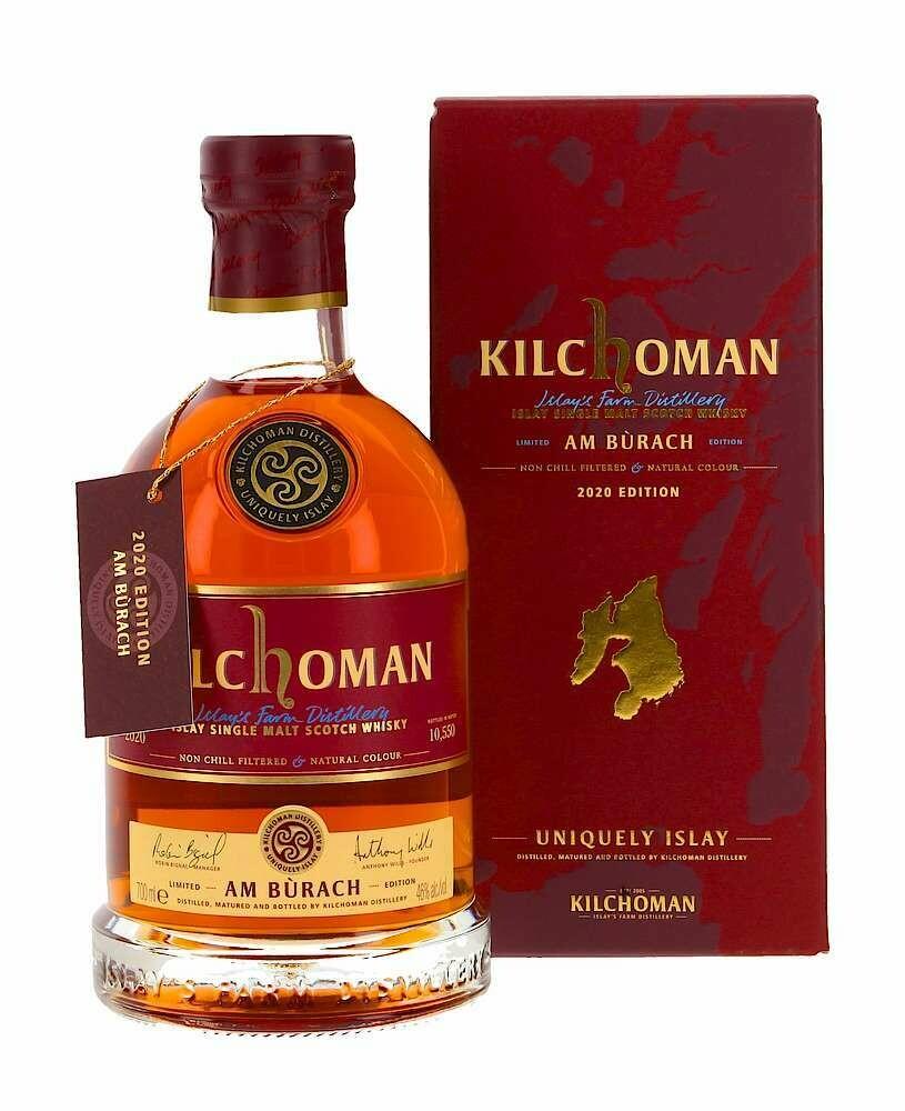 Kilchoman Am Burach 46% 70CL