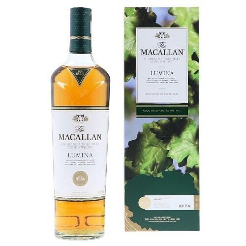 The Macallan Lumina 41.3% 70CL