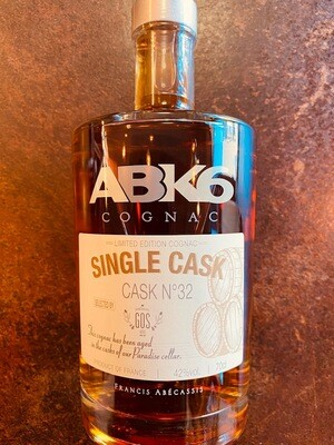 ABK6 Single Cask N°32 (GOS) Limited Edition Cognac 42% 70CL