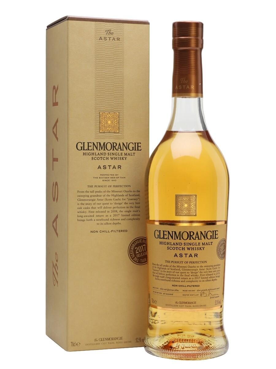 Glenmorangie Astar  52.5% 70CL