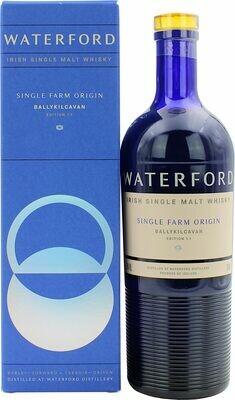 Waterford Single Farm Origin - Ballykilcavan 1.1 50% 70CL