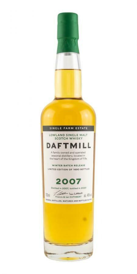 Daftmill 2007 Winter Batch Release 46% 70CL