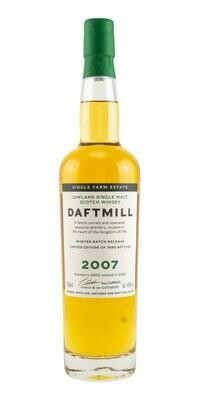 Daftmill 2007 Winter Batch Release 46% 70CL