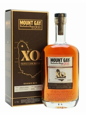 Mount Gay 1703 Triple Cask Blend 43% 70CL