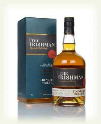 The Irishman Caribbean Cask Finish 46% 70CL