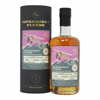 Allt-A-Bhainne Distillery 14 Years Infrequent Flyers 59.9% 70CL