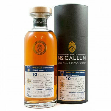 Royal Brackla House Of McCallum 10 Years 451.5% 70CL
