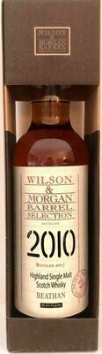 Beathan 7 Years 2010 Wilson & Morgan 50% 70CL