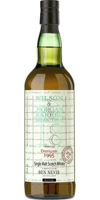 Ben Nevis 18 Years 1995 Wilson & Morgan Sherry Wood Matured 55.5% 70CL