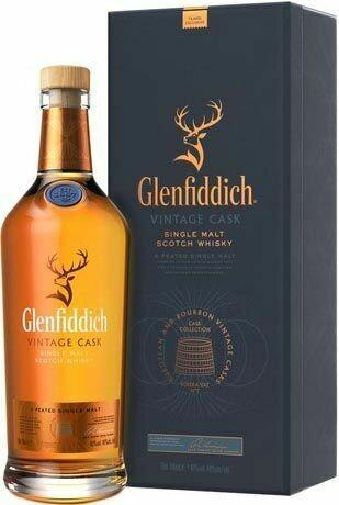 Glenfiddich Vintage Cask 40% 70CL