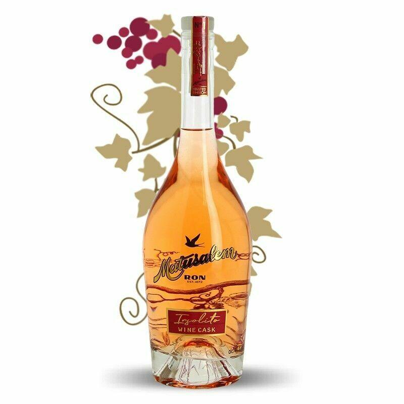 Matusalem Wine Cask Rum 40% 70CL