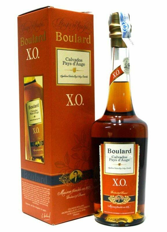 Boulard XO Calvados 40% 70CL
