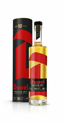 Duvel Distilled 2019 Limited Edition 10 Years 40% 70CL