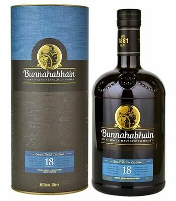 Bunnahabhain 18 Years 46.3% 70CL