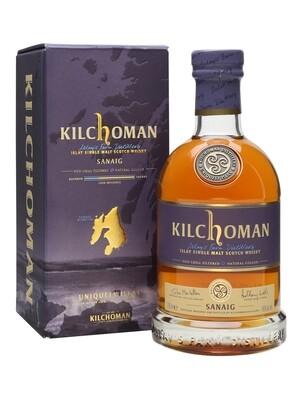 Kilchoman Sanaig 46% 70CL