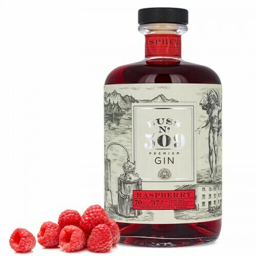 Buss N°509 Raspberry 37.5% 70CL