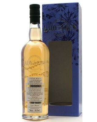 GlenAllachie 13 Years Ex-Marsala wine cask Lady Of The Glen 65.1% 70CL