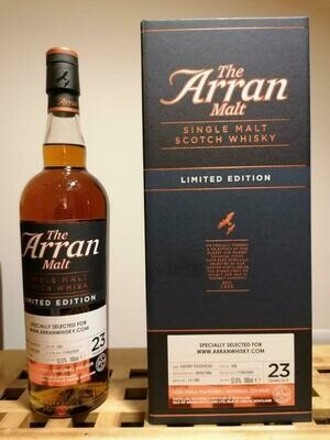 Arran 23 Years Old 52.6% 70CL