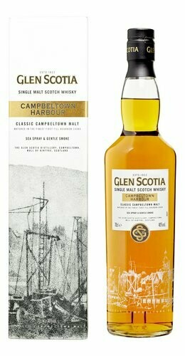 Glen Scotia Harbour Single Malt 40% 70CL