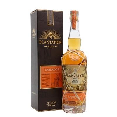 Plantation Barbados vintage 2005 42.8% 70CL