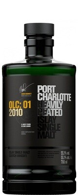 Port Charlotte OLC: 01 55.1% 70CL
