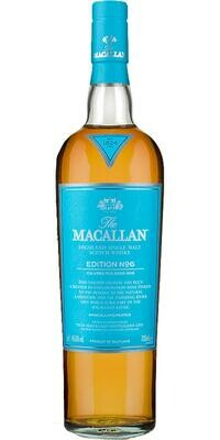 Macallan Edition No°6 48.6% 70CL