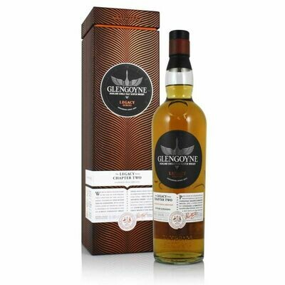 Glengoyne The Legacy Series chapter Two 48% 70CL