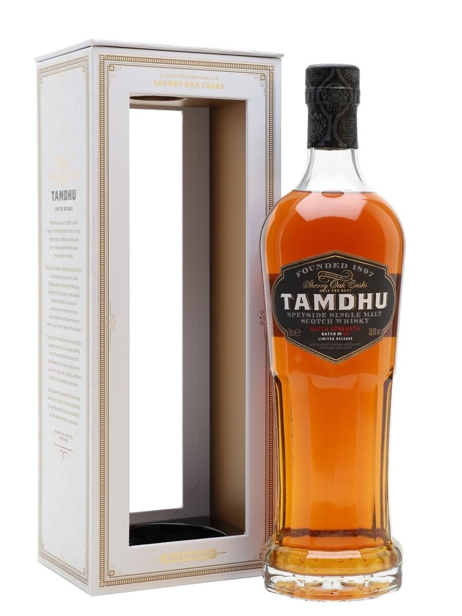 Tamdhu Batch Strength Batch n°5 59.8% 70CL
