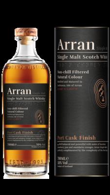 Arran Port Cask Finish 50% 70CL